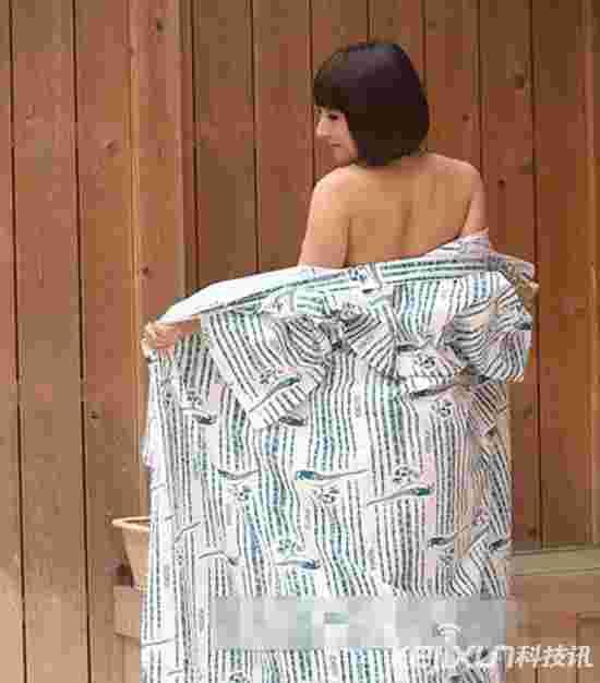褪下和服的日本女人 竟如此风骚