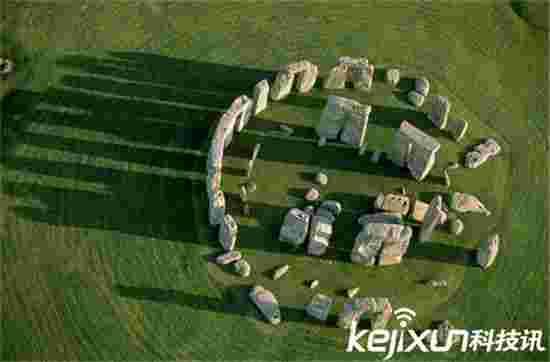 千年巨石阵是个二手货 象征女性生殖器官