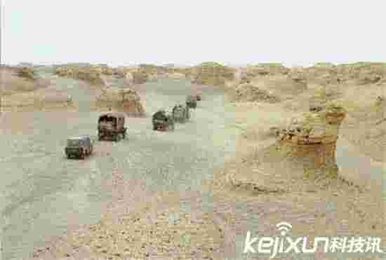 罗布泊发现古城遗址地下洞穴中 竟存彭加禾尸体?