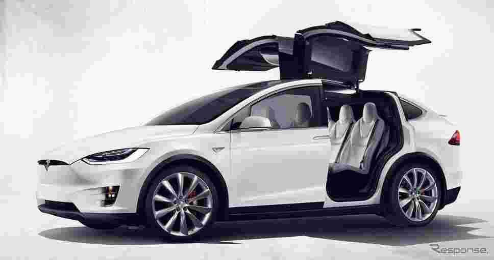 特斯拉将以Model X为设计基础研发微型巴士