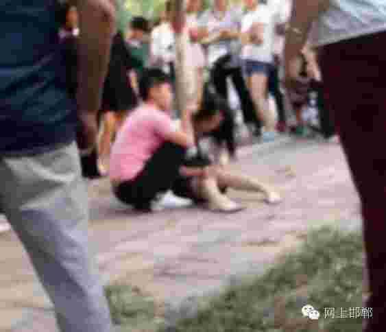 邯郸魏县发生三男殴打一女子事件