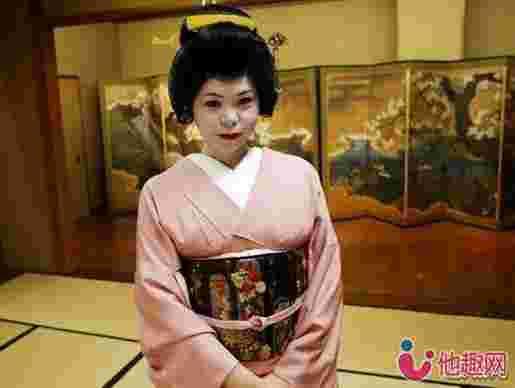 日本艺妓特sè服务图