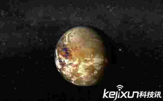 英科学家发现第二颗地球 人类或移居比邻星b