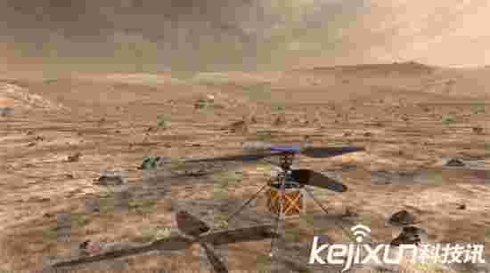 在火星上移动的十种方式 太炫酷了!