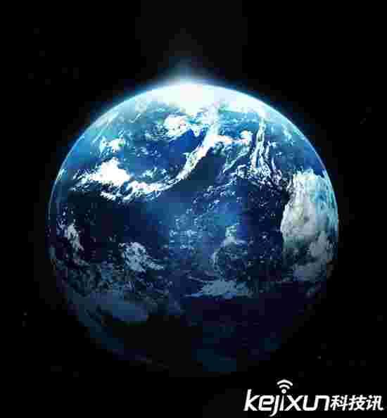 专家发现宇宙神奇蓝色星球 堪称宇宙奇迹!