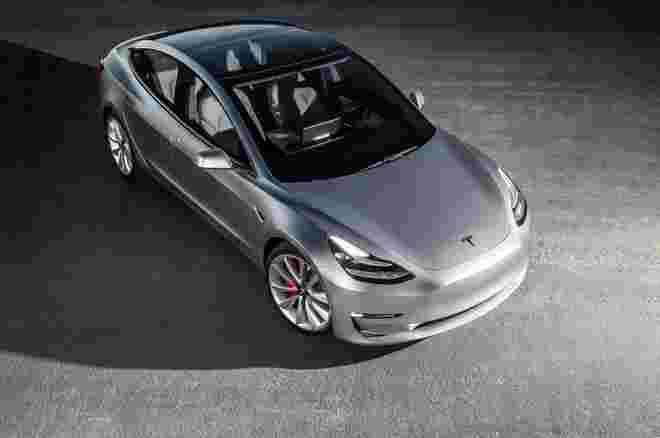 特斯拉Model 3将率先采用创新玻璃技术