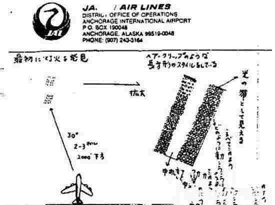 十大被官方证实的真实UFO事件 难道真的存在