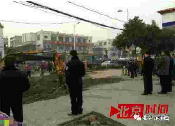 河北磁县交警大队长疑因骂脏话引城管交警百人对峙