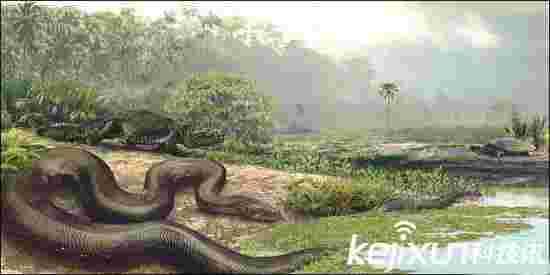 十大已灭绝的远古巨型怪物 恐龙在它面前都弱爆了!