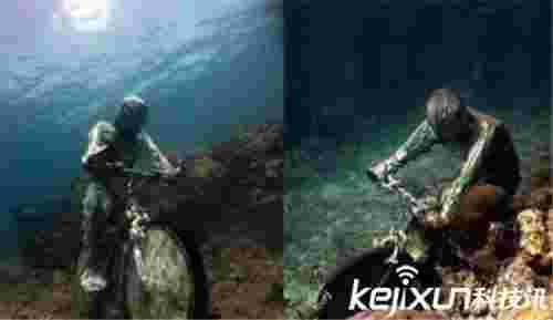 蛟龙号海底发现3米神秘人类竟是神秘海底人天呐