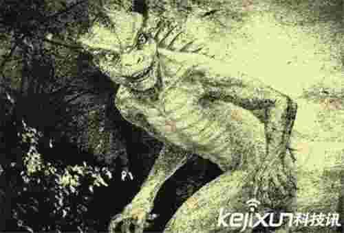 史上真实的变异物种曾与人类有过接触地球或新添神秘物种