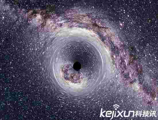 人类试拍黑洞照片 人类进入黑洞会怎样?