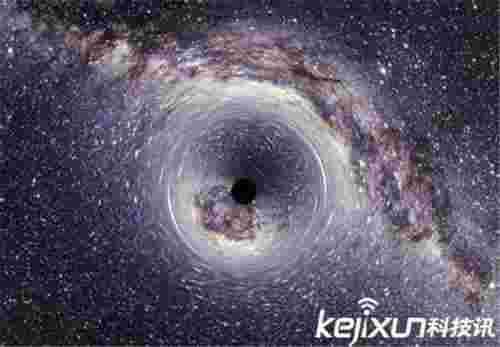 人类试拍黑洞照片 专家称地球将不会有被黑洞吞噬的危险