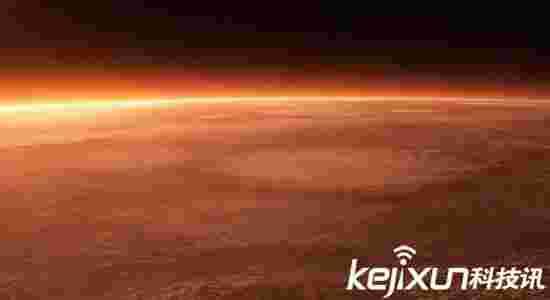 火星竟存在两幅面孔会变脸 细数火星八大未解之谜!