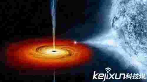 黑洞中的时间会静止吗为什么黑洞周围时间变慢