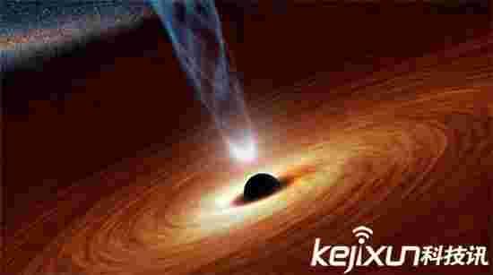 巨型黑洞有多可怕?两个巨型黑洞将带来大毁灭?