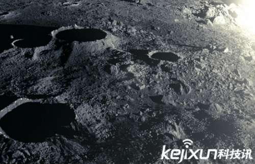 细数月球五大未解之谜 科学家想破脑袋无法解答!