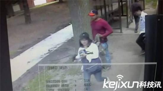 北大女硕士章莹颖美国失踪 监控视频流出被黑人跟踪恐丧命