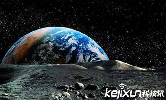 地球起源或被破解 网友称地球是月球生的