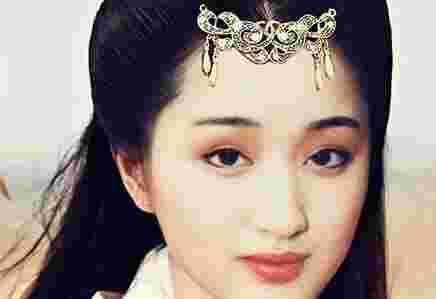 杨钰莹ps成古装美女竟然那么惊艳 导演为何专找