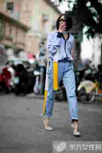 雪纺衬衫搭配什么裤子好 四种搭法让你瞬间拥有修长美腿