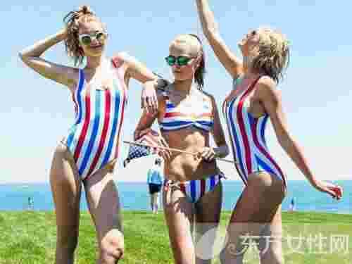夏季浪漫海边度假篇 时尚泳衣最潮款推荐