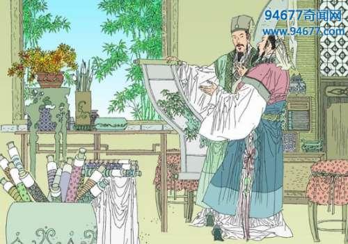 胸有成竹的主人公是谁,北宋疯狂爱竹者文同