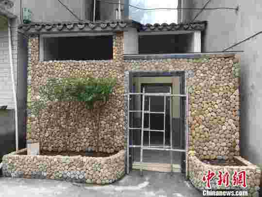 """浙江青田酿公厕革命:""""小城堡""""为生态旅游画龙点睛"""