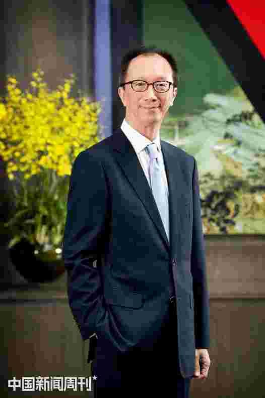 香港特区前财政司司长梁锦松:对香港的爱与忧