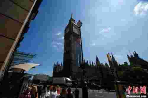 中国游客赴英旅游购物热情不减 人数将大幅增长