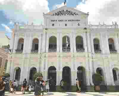 澳门仁慈堂博物馆:悠久历史的慈善之举