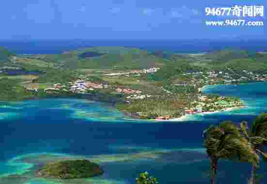 世界上最美的国家,马提尼克岛(长高只是谣言)