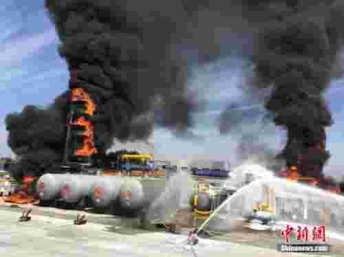 安监总局:一些化工企业重效益轻安全问题集中暴露