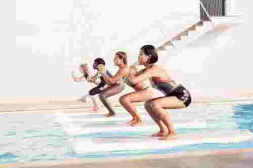 泳感无边界 Speedo推出H2O Active全新时尚综合运动女性泳衣