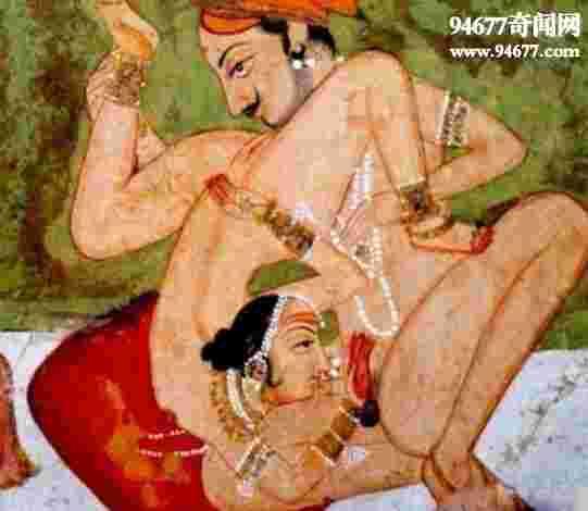 古代印度春宫图大全,男女交合最爽的八种姿势(图片)