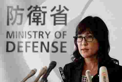日媒:自卫队瞒报问题再次暴露稻田朋美缺乏阁僚资质