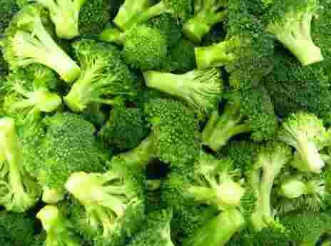 西兰花的营养价值,抗癌抗衰老!
