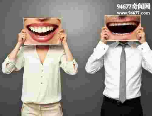霍姆斯发明完美微笑公式,数学公式计算出微笑真实性
