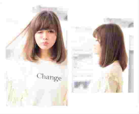 空气刘海短发烫发发型 清新刘海让你秒变小萝莉