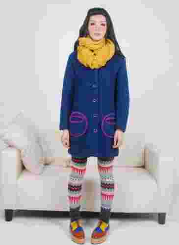 2011新款女冬装外套图片 提前看今年流行的冬装外套