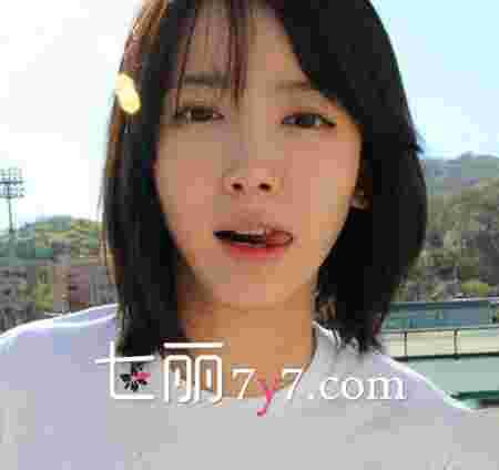 2015女生最爱韩国短发发型图片 营造减龄青春气息