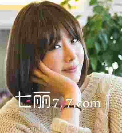 圆脸女生适合的短发发型图片 波波头or蛋卷头流行短发