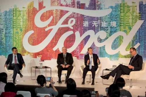 福特发布中国2025计划 将推15款电动车 林肯2019年国产