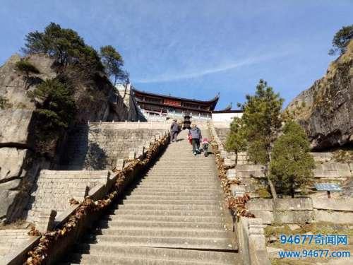 九华山之旅,到处都是浓郁的人文气息和迷人的自然风光