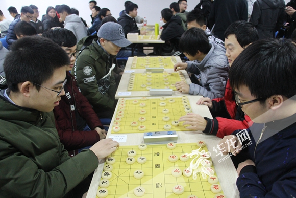 重庆市第十届高校棋类团体锦标赛落幕