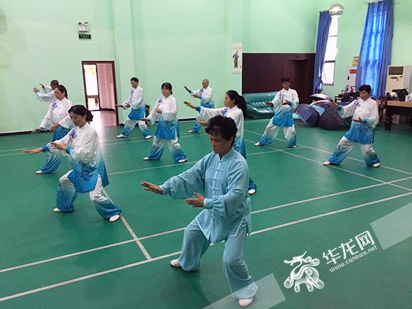 重庆市社区健身点电子地图出炉 查找健身点更方便