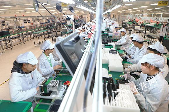 重庆保税港区打造大通关、大通道、大平台 整体水平位居全国3强