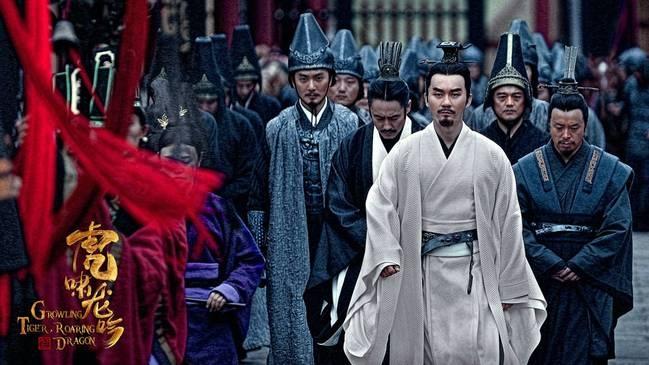 《虎啸龙吟》展现戏剧态 司马懿参透人生终极奥