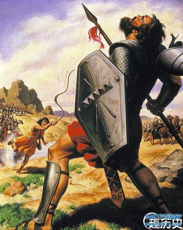 黑桃K:所罗门之王的父亲,古以色列最杰出的帝王之一