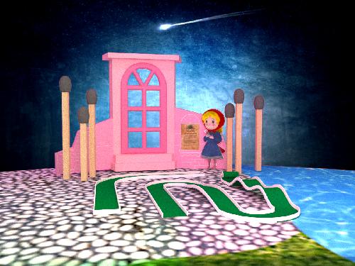 《了不起的安徒生》经典童话游园会落户南坪万达